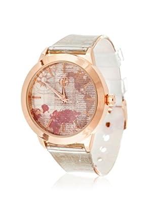 FORTUNE Women's NWR387183Q-M1 Multi Rubber Watch