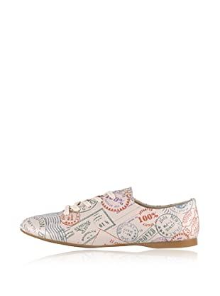 Dogo Oxford Stamp (Creme)