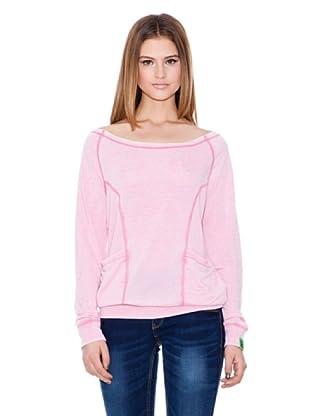 Gio Goi Camiseta Rinse (rosado)