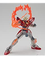 HGBF 1-144 build Burning Gundam PP clear Ver. Events Limited (Gundam build Fighters Tri)