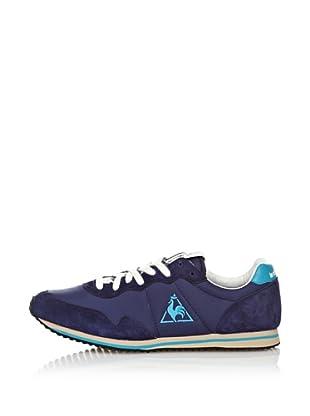 Le Coq Sportif Zapatillas Retro Lifestyle Milos (Azul Oscuro)
