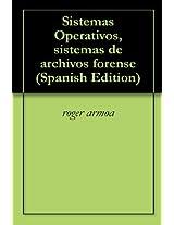 Sistemas Operativos, sistemas de archivos forense
