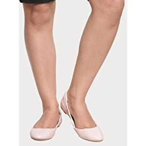 Aiva 5th Avenue Collection Women Bellies-Pink