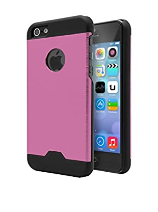 Unotec Hülle Metall iPhone 5/5S rosa