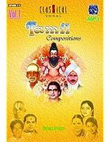 Tamil Compositions - Vol. 1