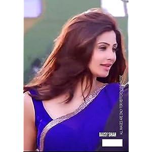 Jai ho Blue Bollywood saree