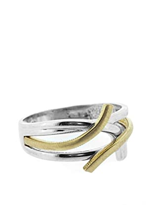 Gold & Diamond Anillo Juno