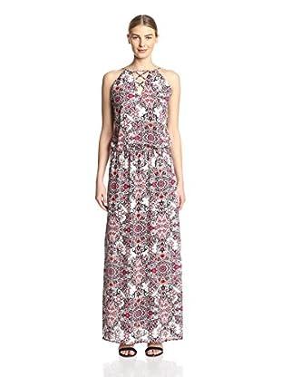 Kaya di Koko Women's Halter Maxi Dress