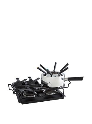QUID Set Fondue/Raclette 6 Servicios Modelo Bacchus