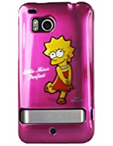 HTC 2D Protector Cover for HTC Incredible HD 6400 S159 - Retail Packaging - Light Purple