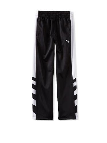 Puma Boys 8-20 Link Pant (Black)