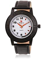 10019 Black/Blue Analog Watch Baywatch