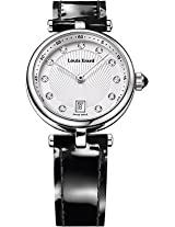 Louis Erard Analog Silver Dial Women Watch - 10800AA11.BDCA1