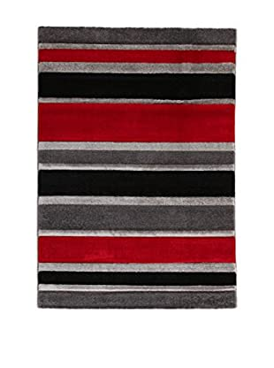 ABC Teppich Design Contrast mehrfarbig