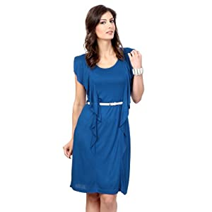 People Women's Slim Fit Dress X-Small