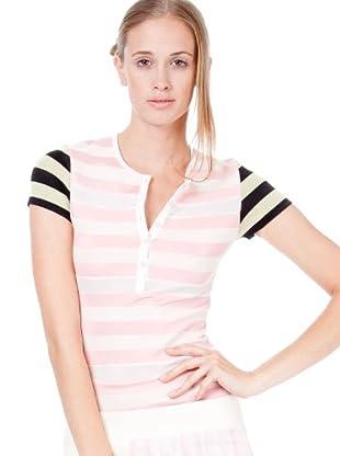 Custo Camiseta Tiramint (Rosa)