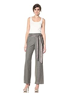 Chris Benz Women's New Crawford Trouser (Olive)