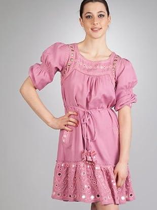 Flamenco Vestido Aladín (Rosa)
