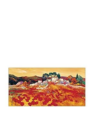 ArtopWeb Panel de Madera Provence Dorée
