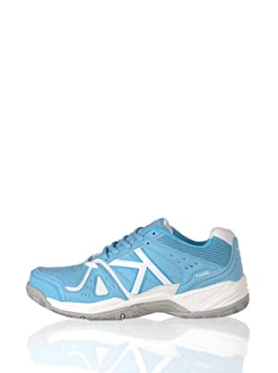 Kelme Zapatillas Amazon Pádel (Celeste / Blanco)