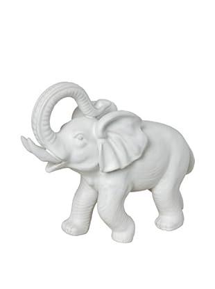 Emissary Elephant (Matte White)