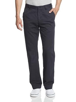 Khaki Surplus Men's Manchester Chino Lino Pant (Navy)