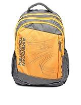 American Tourister Yellow/Grey Urbane Backpack