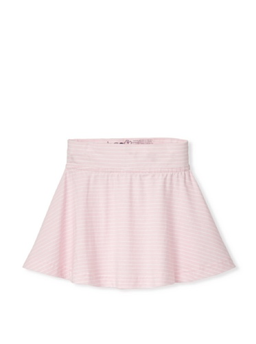 Soft Clothing Girl's Tuileries Mini Skirt (Light Pink)