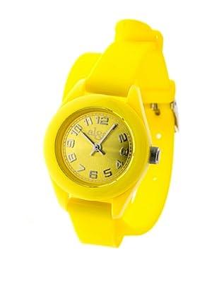 al&co Reloj Double Strap Amarillo