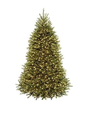 National Tree Company 7.5' Dunhill Fir 700-Light Hinged Tree