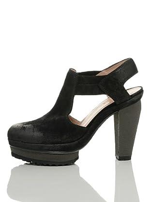 Furla Zapatos Gam (Negro)