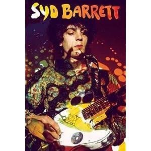 OyeBazaar Pink Floyd Syd Barrett-Poster