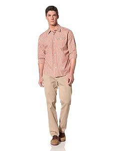 Cutter and Buck Men's Powell Check Shirt (Multi)