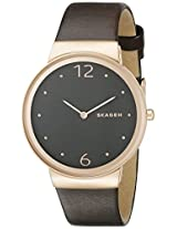 Skagen Analogue Black Dial Women's Watch - SKW2368