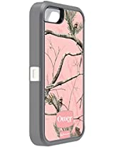 Otterbox Cell Phone Case for iPhone 5/5s - Retail Packaging - Pink