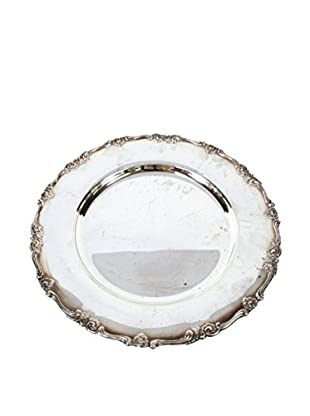 Silver Plate Serving Plate