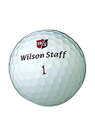 Wilson Palla da Golf Dx2 Bianco