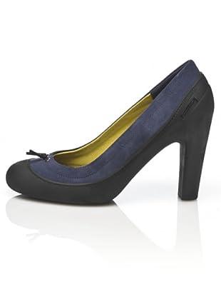 Pirelli Zapatos Con Tacón Mujer (Azul)