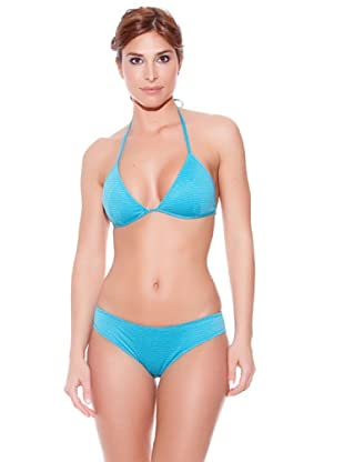 Teleno Bikini Triángulo (Azul)