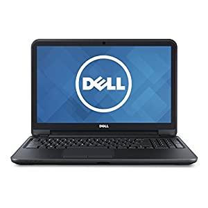 Dell Inspiron 15.6-inch Laptop (Black) without Laptop Bag