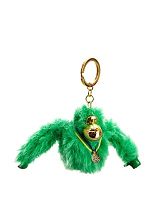 Kipling Schlüsselanhänger Monkeyclip (Grün)