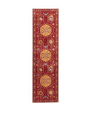 ABC Tappeti Teppich Bright rot 80 x 150 cm