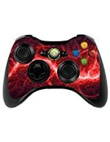 The Grafix Studio Electric Xbox 360 Remote Controller/Gamepad Skin / Vinyl Cover / Vinyl Xbr31