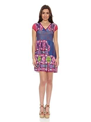 Sándalo Vestido Deya (Multicolor)