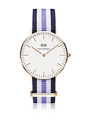 Daniel Wellington Reloj con movimiento cuarzo japonés Woman Trinity 36 mm