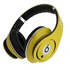 OEM sperb sound Solo HD Headphone (Yellow)