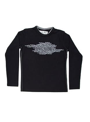 BIKKEMBERGS Camiseta Kids (negro)