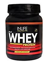 Whey Protein 1Lb (Chocolate Flavour) - Health Supplements by INLIFE Healthcare