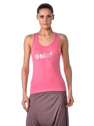 Camiseta Tirantes Lucía (Rosa)