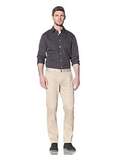 Just A Cheap Shirt Men's Freddy Chino Pants (Oatmeal)